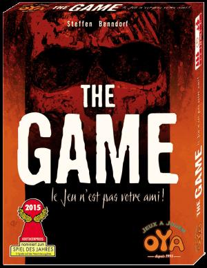 Boîte du jeu The Game