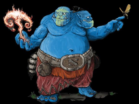 Aggron Stonebreak The Ogre Magi