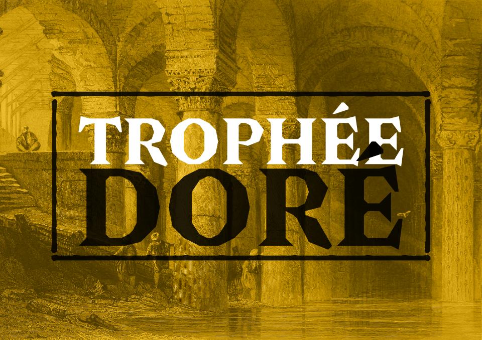 Image de couverture du jeu Trophée Doré