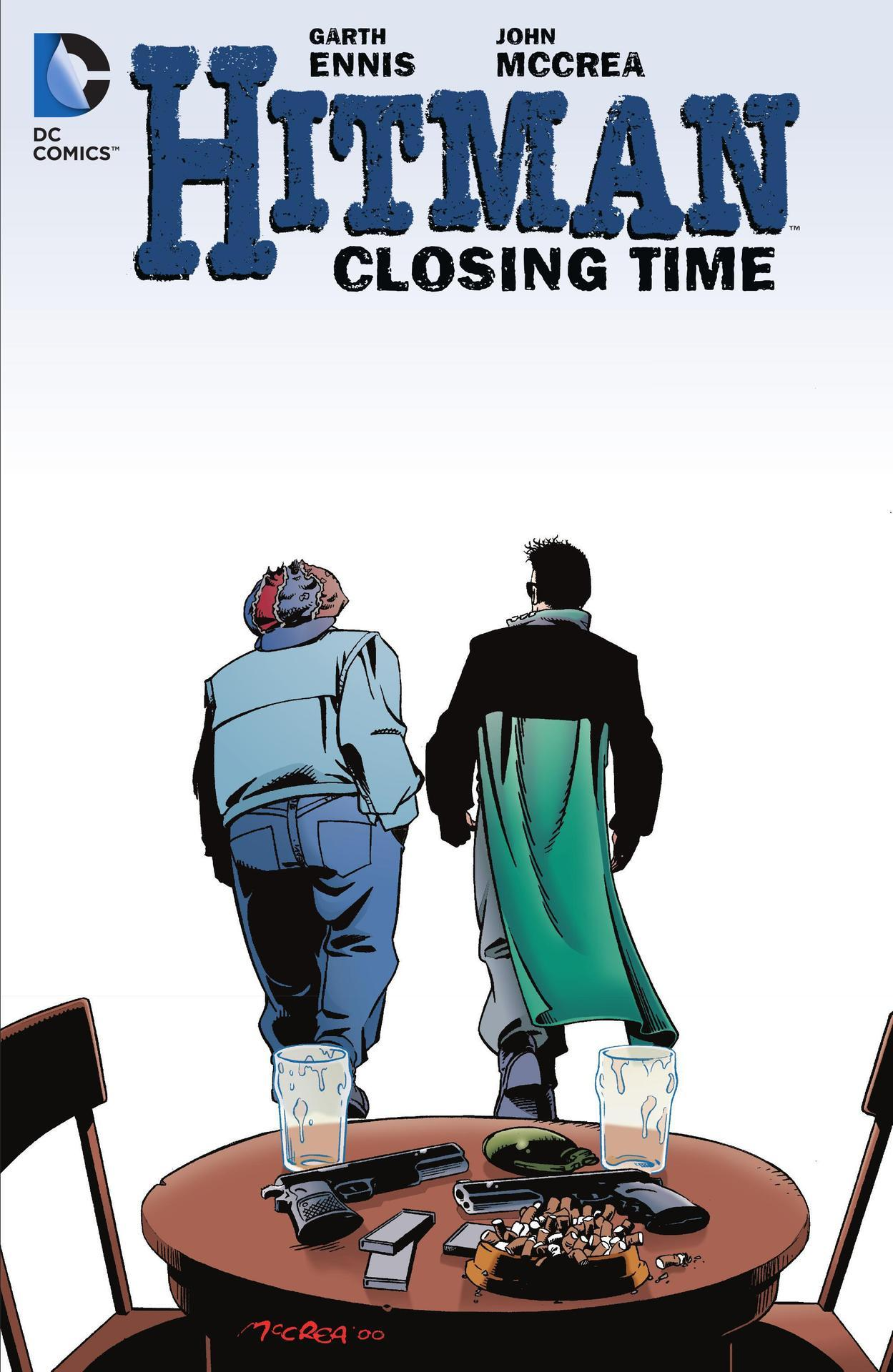 Hitman - Closing Time - Garth Ennis & John McCrea (Comics)