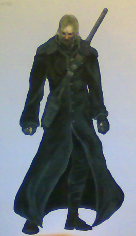 Character avatar
